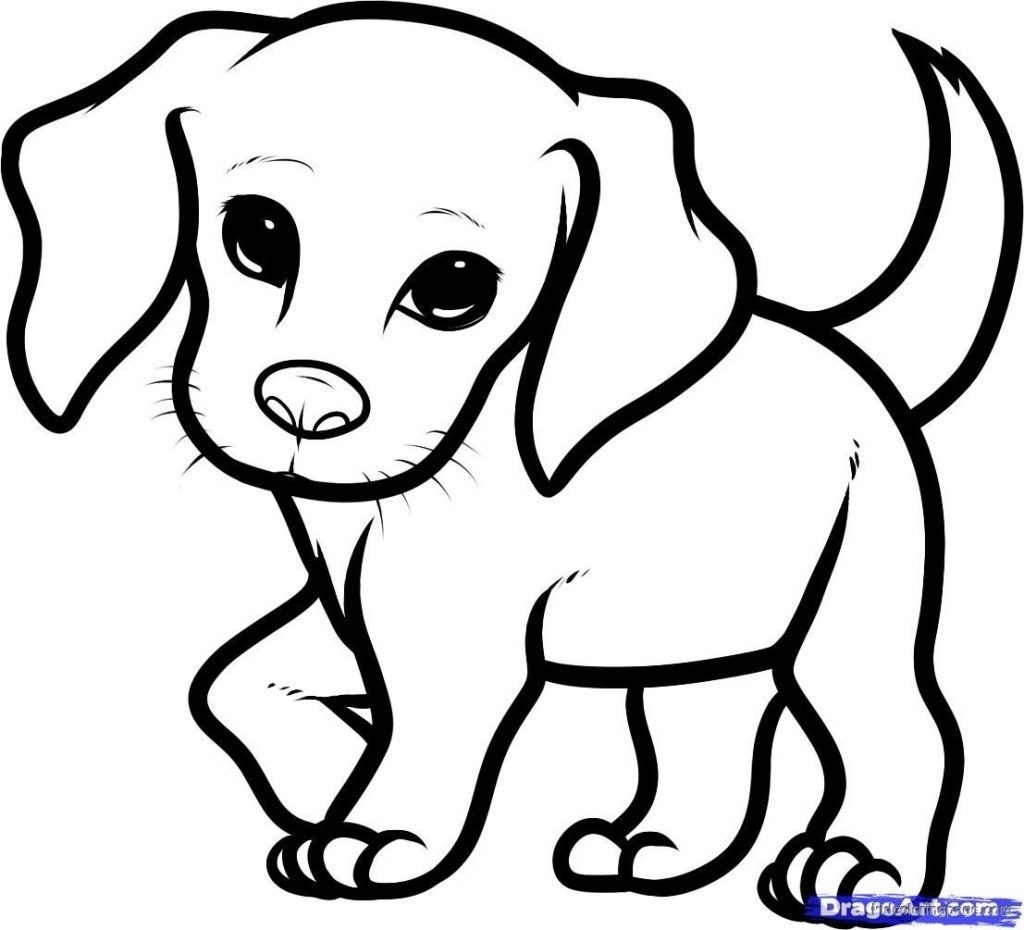 Dog Coloring Pages For Adults Cute Puppy Colouring Pages Dog Coloring Impressive 1024930 Picture