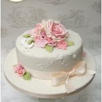 Elegant Birthday Cakes Elegant Glamorous Custom Designed Birthday Cakes Beautiful