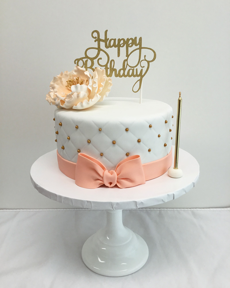 Elegant Birthday Cakes Yummy Yonie Cakes Best Custom Cakes In Vancouver Bc