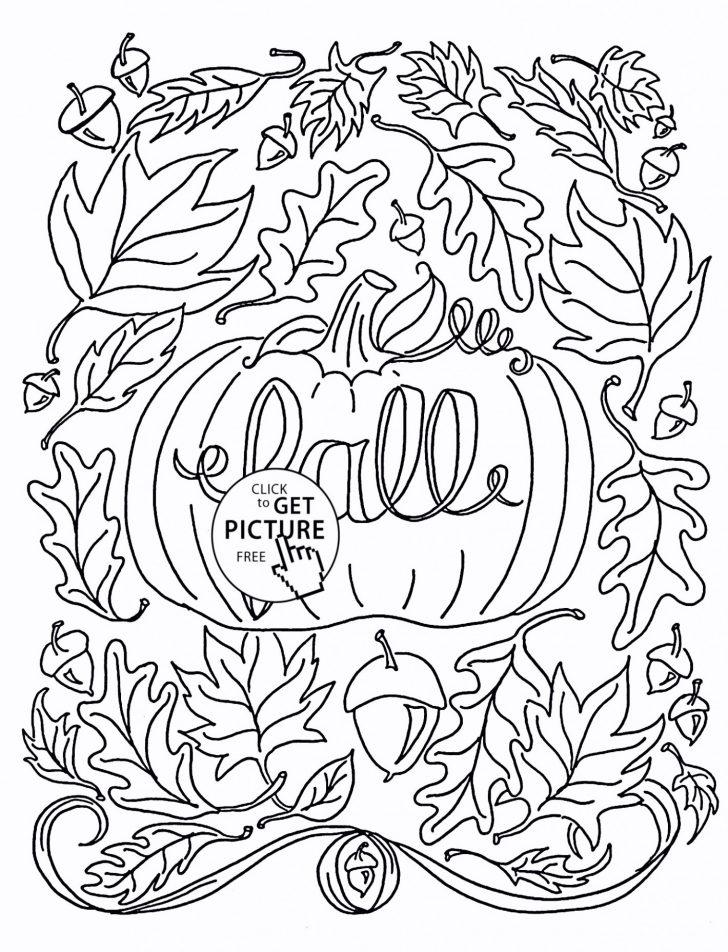 Fall Coloring Page Bowser Coloring Page Free Fall Coloring Pages For Kids Free Fall