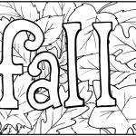 Fall Coloring Page Fall Coloring Pages To Print Perfect Fall Coloring Pictures To Print