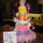 Fancy Birthday Cakes Fancy Nancy Birthday Cake Cakecentral