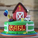 Farm Birthday Cake Farm Birthday Cake Cakes