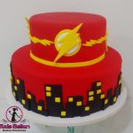 Flash Birthday Cake 28 3542 3406 28 9 9995 3406 Contatotudebolosbr Www