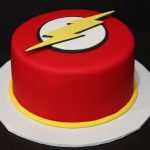 Flash Birthday Cake Flash Birthday Cake Cecy Huezo Wwwdelightfulcakescecy
