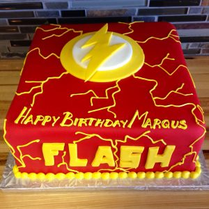Flash Birthday Cake Flash Birthday Cake Kids Birthday Cakes Flash Birthday Cake