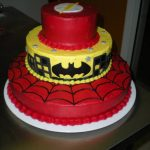 Flash Birthday Cake Flash Birthday Cakes