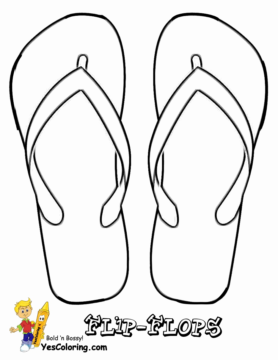 Flip flop coloring pages flip a zoo coloring pages