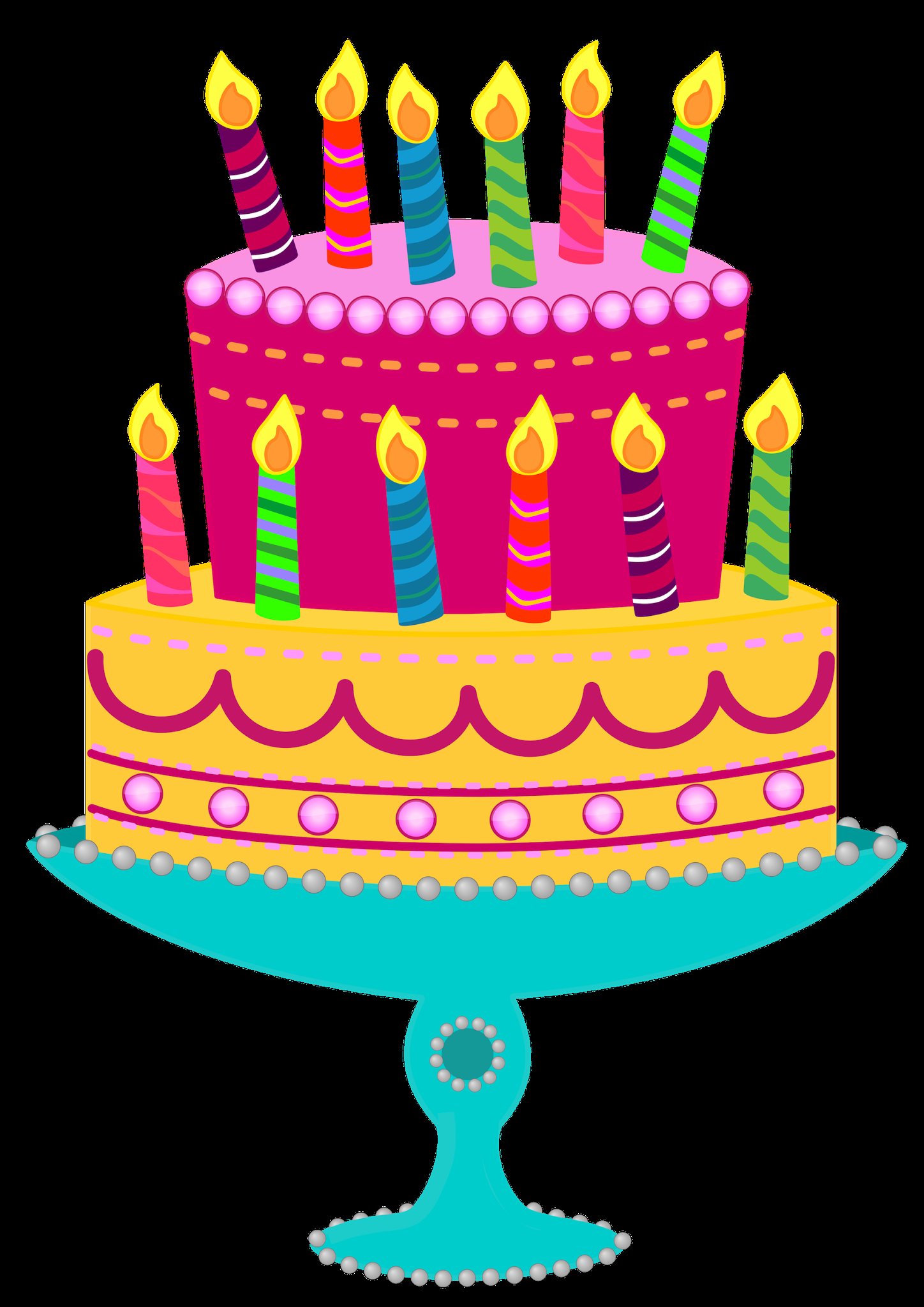 21+ Exclusive Image of Free Birthday Cake Images
