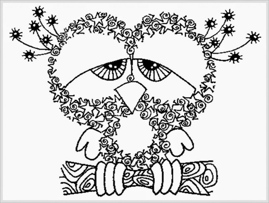 27+ Elegant Picture of Free Printable Coloring Pages Adults Only