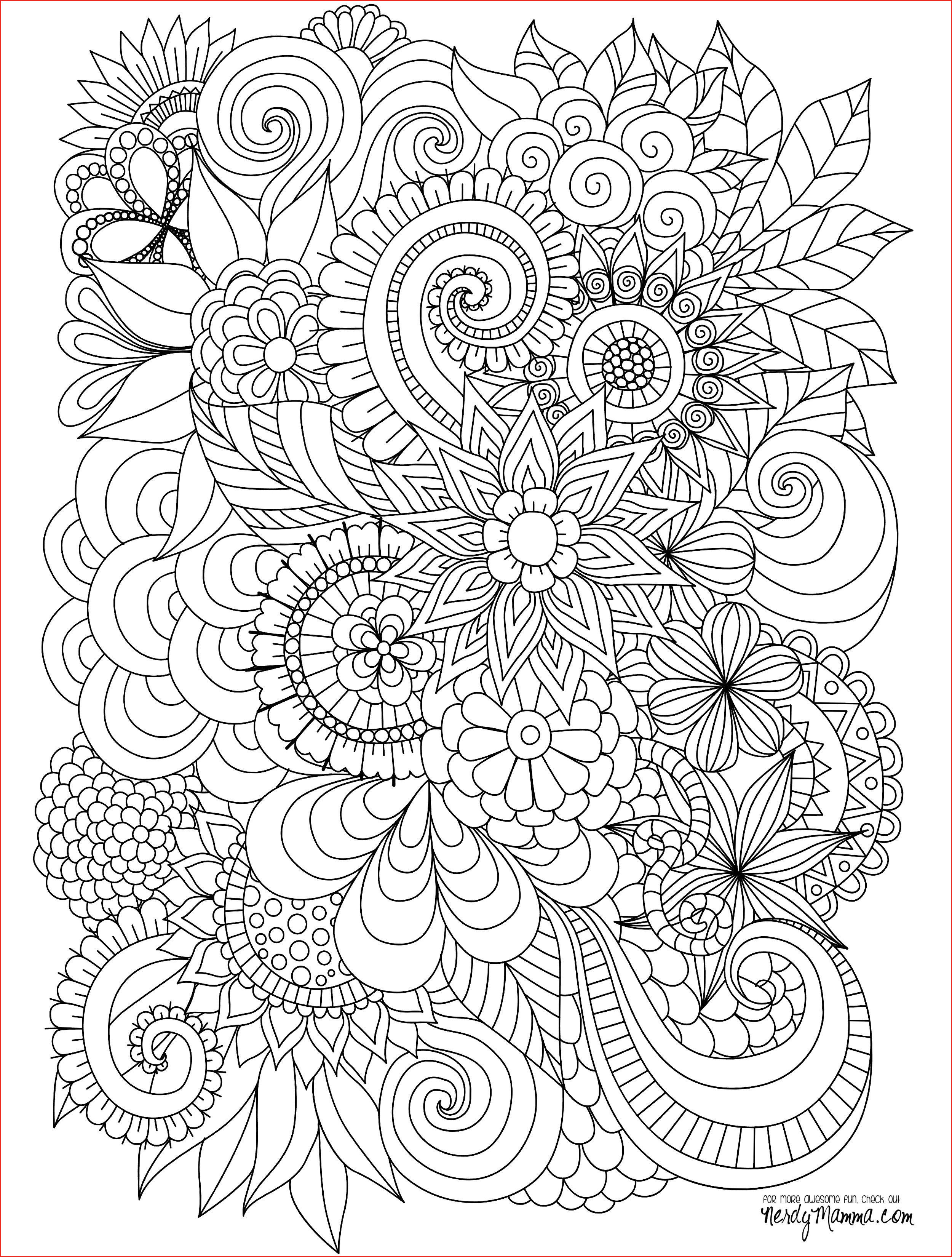 Free Printable Coloring Pages Adults Only Free Printable Coloring Pages Adults Only 55423 Flowers Abstract