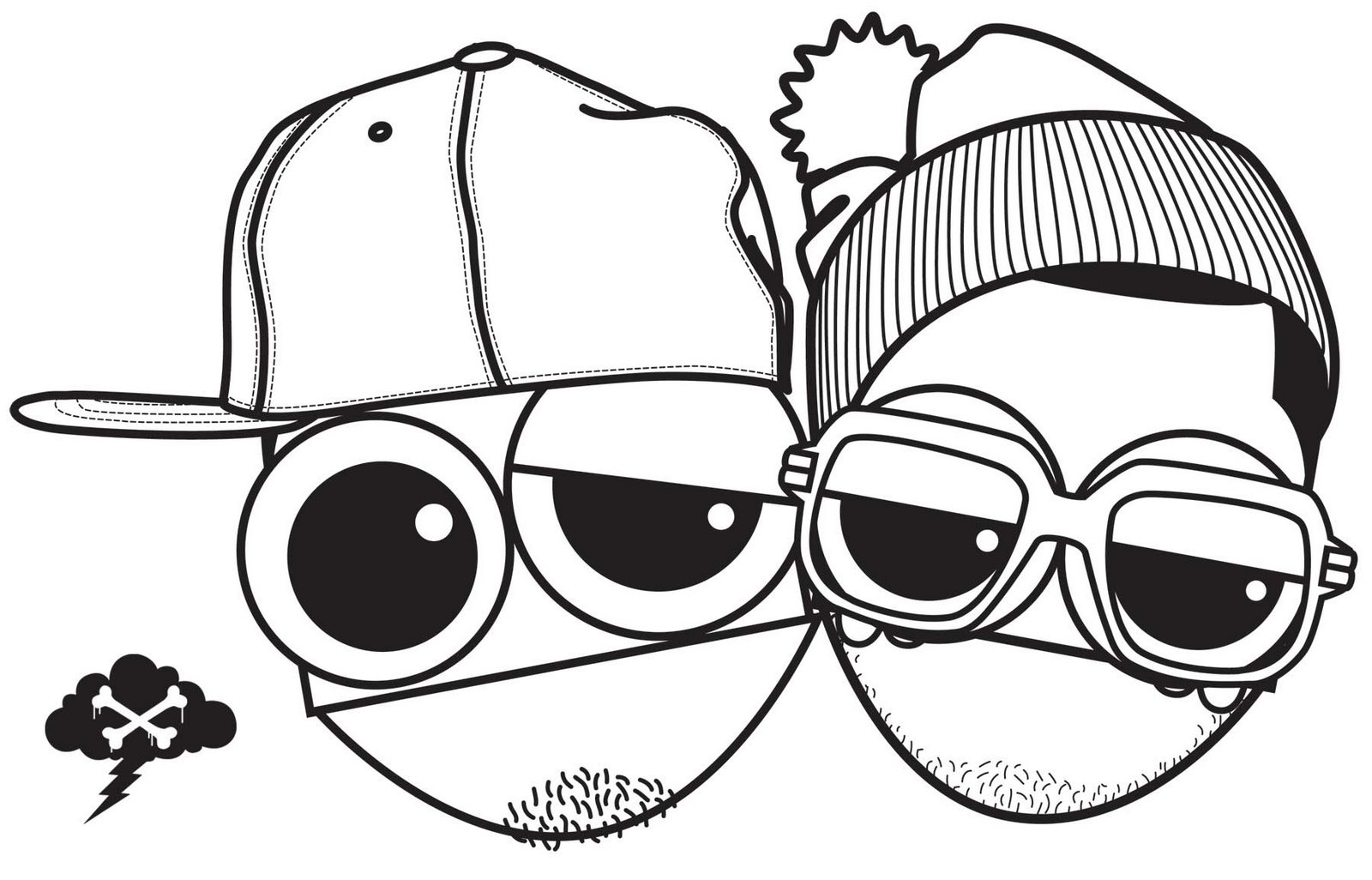 Free Printable Coloring Pages For Kids Graffiti Coloring Pages Free Download Best Graffiti Coloring Pages