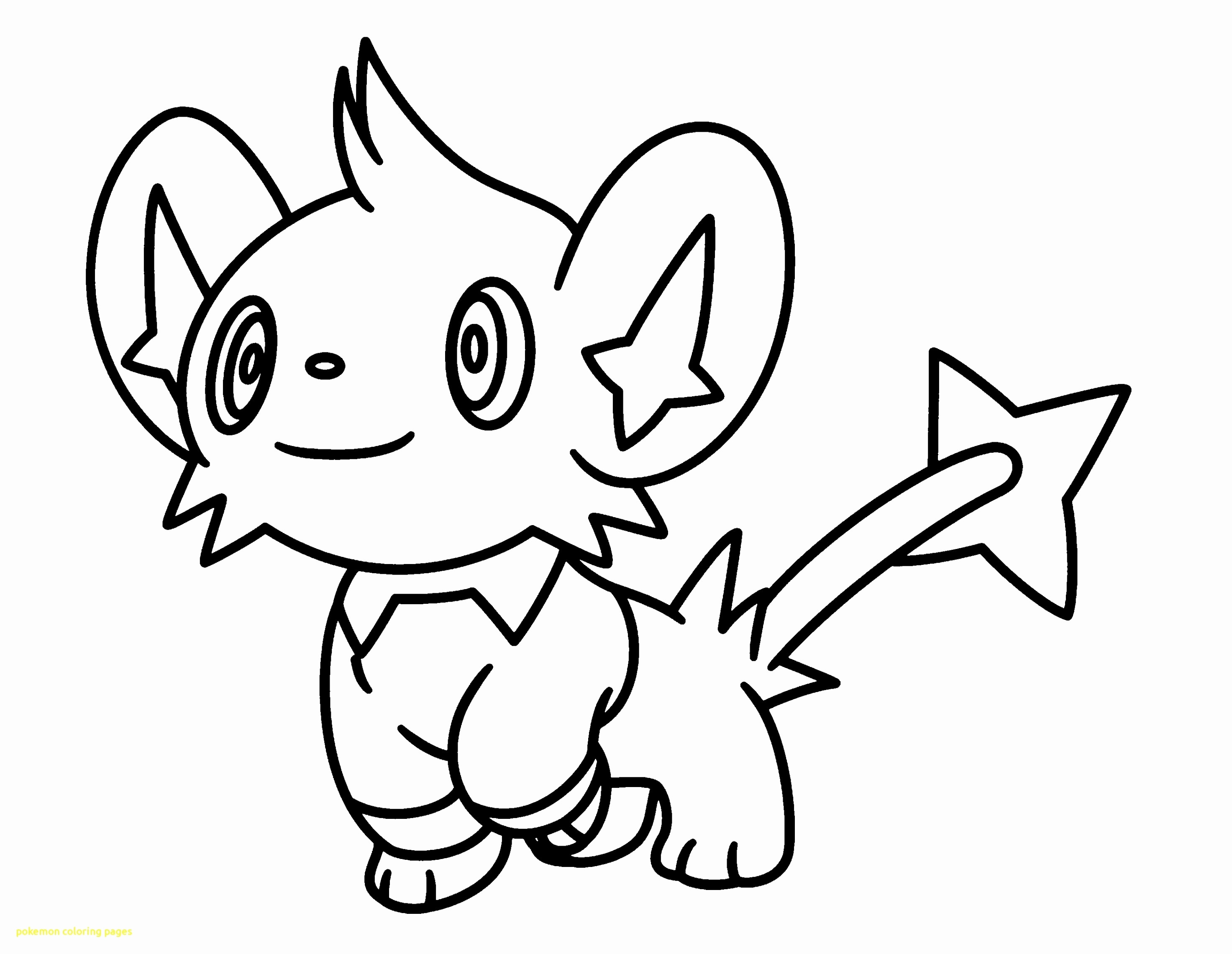 Free Printable Pokemon Coloring Pages Free Printable Coloring Pages Of Pokemon Black And White