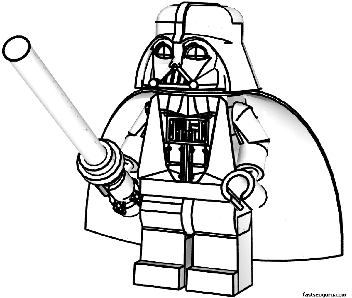 Free Star Wars Coloring Pages Lego Star Wars Coloring Pages Free Star Wars Coloring Pages Coloring