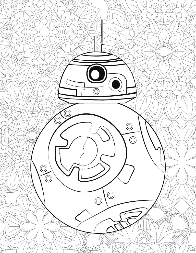 Free Star Wars Coloring Pages Star Wars Coloring Pages Droid Free Printable Coloring Pages