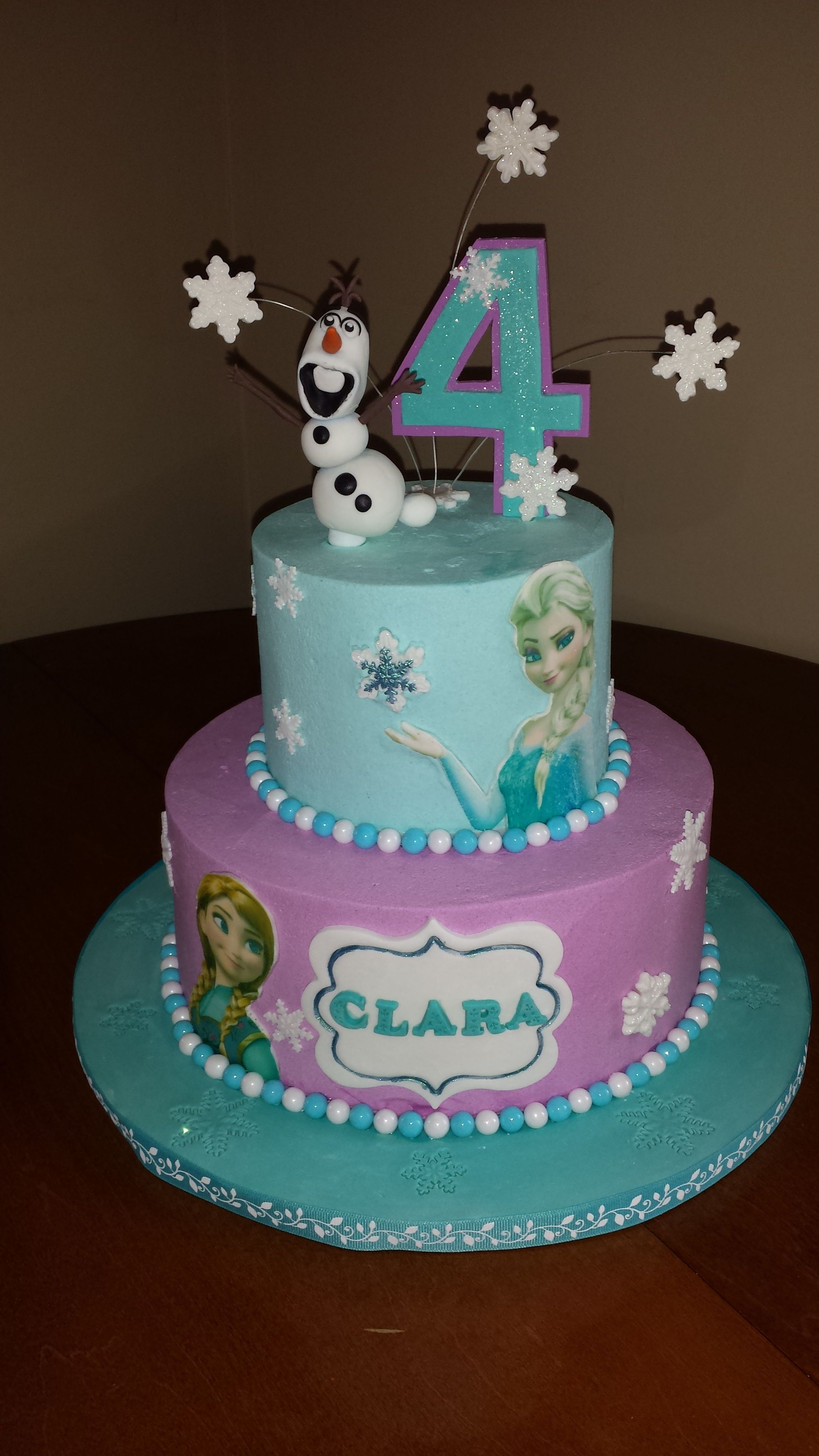 Frozen Themed Birthday Cakes Disney Themed Cakes Frozen Themed Birthday Cake Kids Birthday