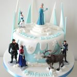 Frozen Themed Birthday Cakes Frozen Birthday Cake Google Search Ba Ives Pinte