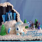 Frozen Themed Birthday Cakes Frozen Cake Ideas Themed Childrens Birthday Party Pick Ease