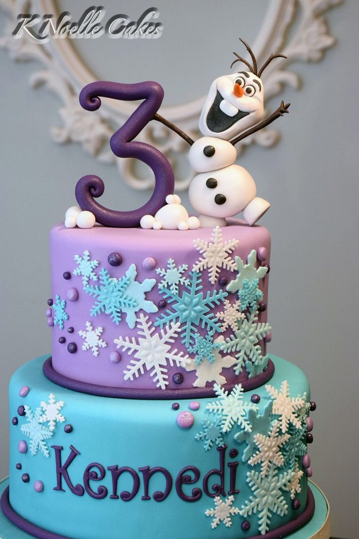 Frozen Themed Birthday Cakes Le Gteau Reine Des Neiges 50 Ides Originales Archzinefr