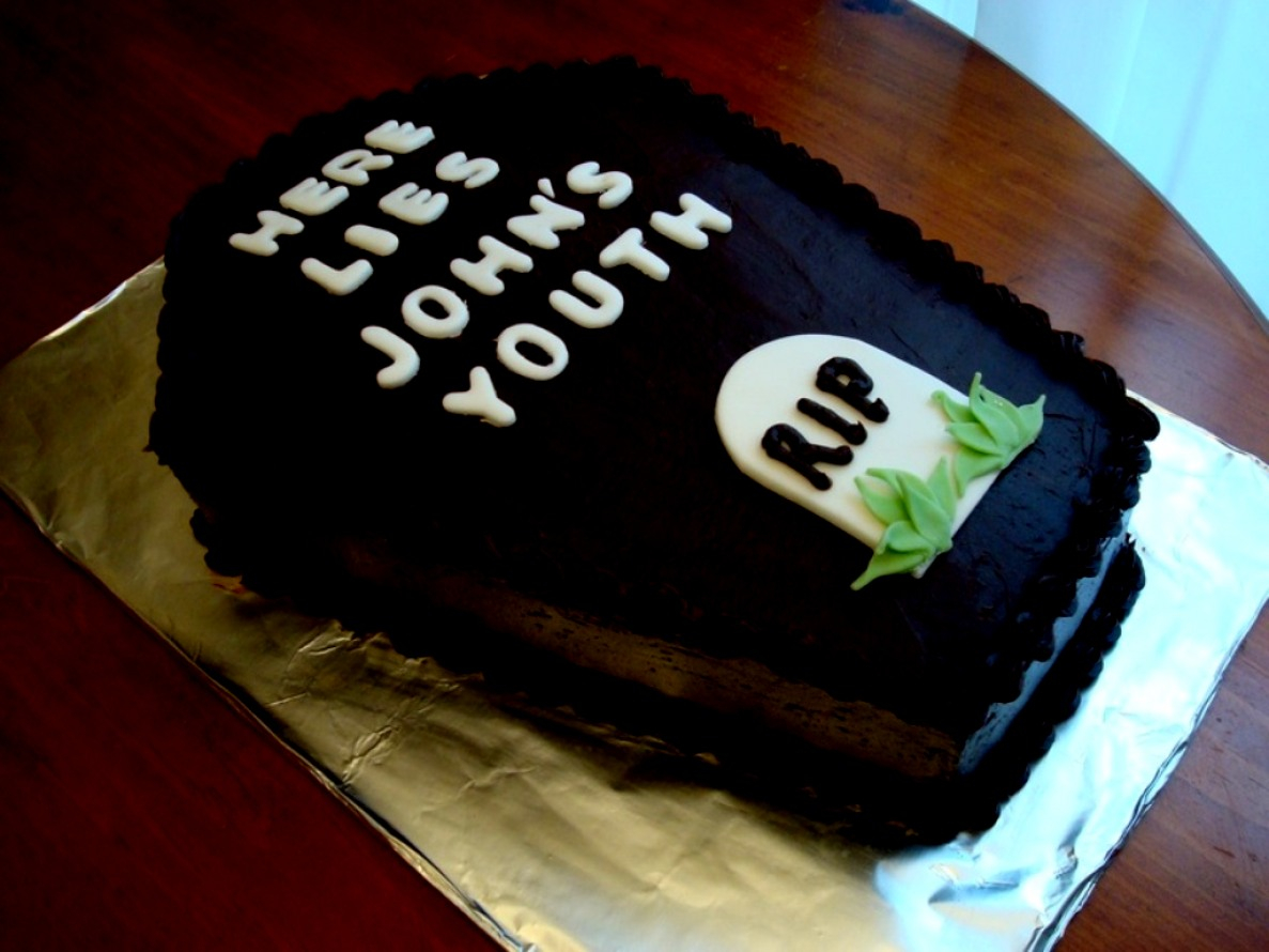 1187 X 890 In 32 Marvelous Image Of Funny Birthday Cakes