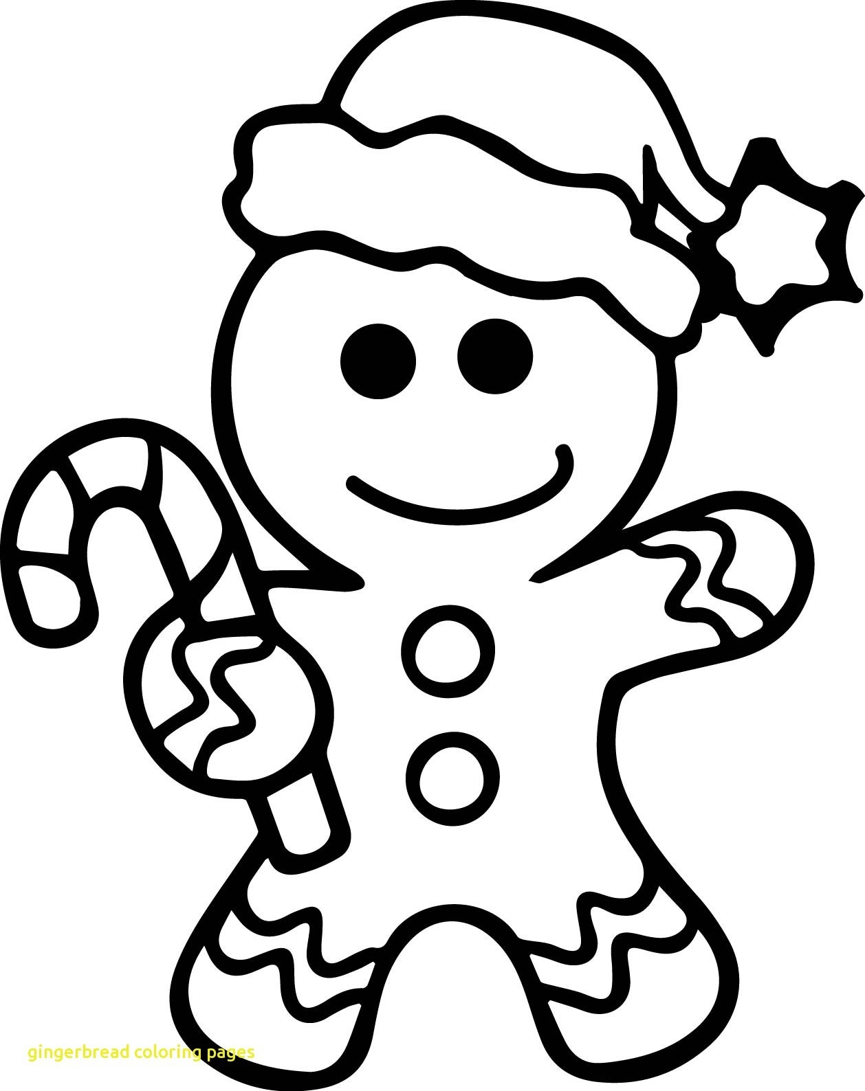 Gingerbread Coloring Pages Christmas Gingerbread Coloring Pages Beepmunk
