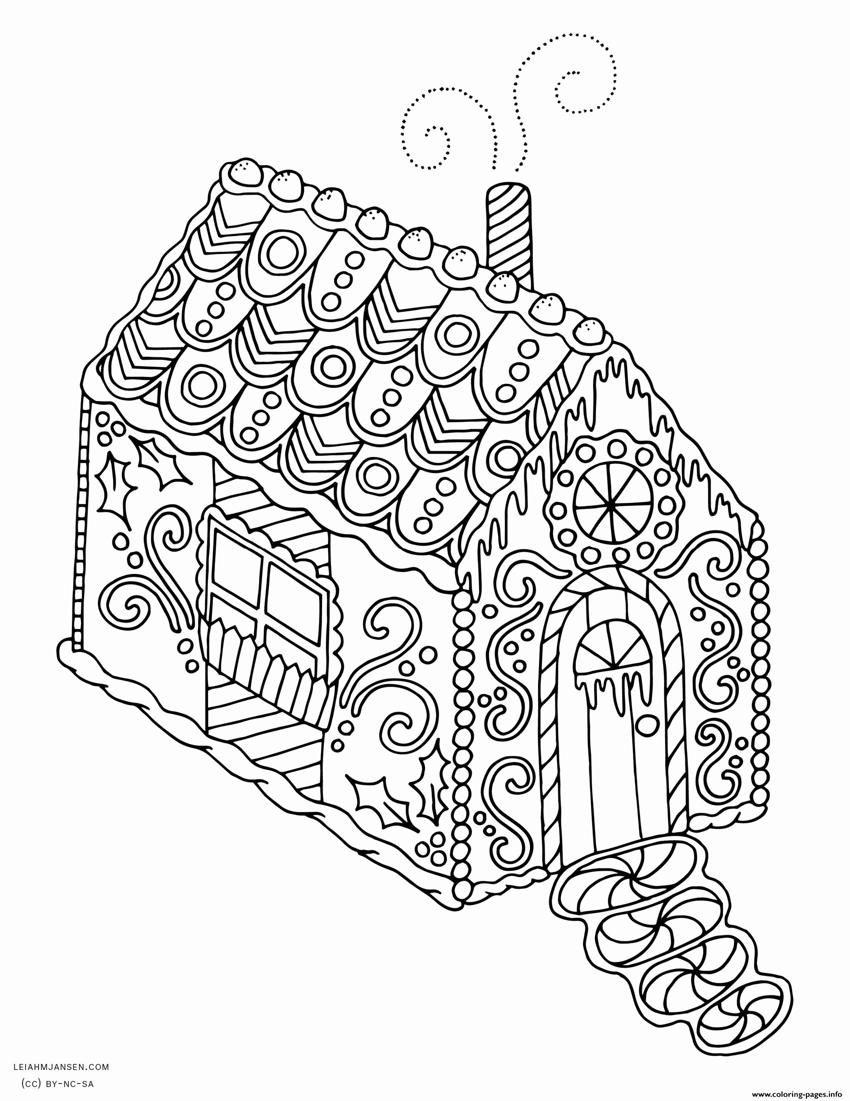 Gingerbread Coloring Pages Gingerbread House Coloring Pages To Print Free Disney Gingerbread