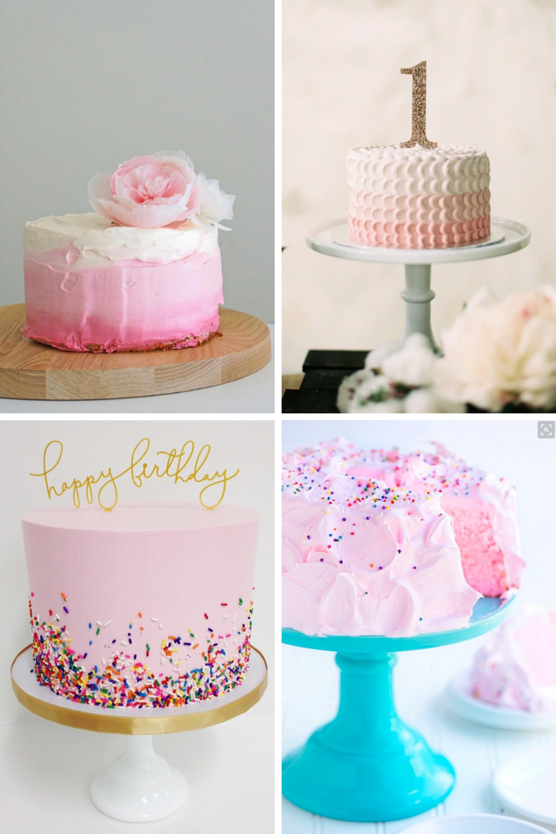 Girly Birthday Cakes Girly Birthday Party Step 1 The Cake The Dayleigh