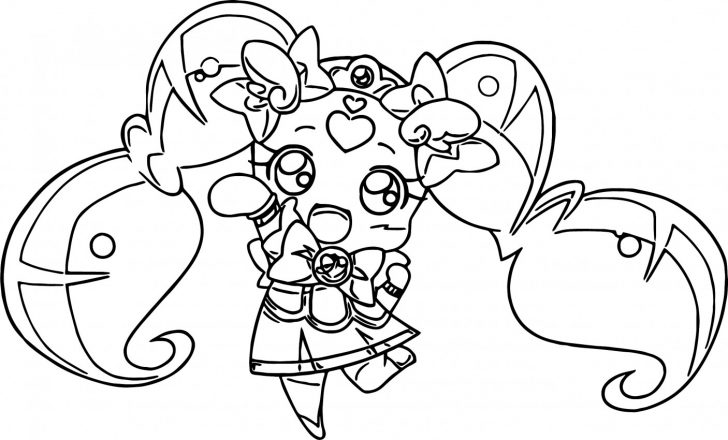 Glitter Force Coloring Pages Glitter Force Coloring Pages Toy Girl Page Printable Of Beautiful