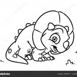Grass Coloring Page Styracosaurus Eating Grass Coloring Page Dinosaur Triceratops