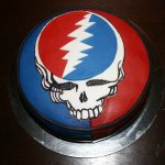 Grateful Dead Birthday Cake A Birthday Cake For A Deadhead Ml