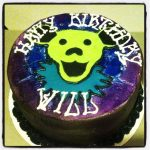 Grateful Dead Birthday Cake Grateful Dead Birthday Cake My Cakes Pinterest Grateful Dead