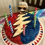 Grateful Dead Birthday Cake Oc This Year My Birthday Cake Stole My Face Gratefuldead