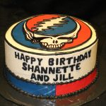Grateful Dead Birthday Cake Sugar Coated Bakery Lowell Baking Everyday Better