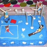 Gymnastics Birthday Cake Dscf4180 Jpg Gymnastics Birthday Cake Incredible Cakes Boy Photos