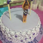 Gymnastics Birthday Cake Gymnastics Birthday Cake Cakecentral