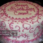 Happy Birthday Carol Cake A Womens Rv Forum Run Women Rvers View Topic Happy
