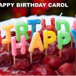 Happy Birthday Carol Cake Carol Cakes Pasteles287 Happy Birthday Youtube