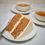Happy Birthday Carol Cake Carrot Cake Gluten Free Low Carb Sugar Free Preheat To 350