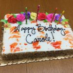 Happy Birthday Carol Cake Goldrich Kest On Twitter Wishing Our President Carole Glodney A