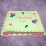 Happy Birthday Carol Cake Happy Birthday Carol Birthday Cakes In 2018 Pinterest