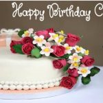 Happy Birthday Carol Cake Happy Birthday Carol Image Wishes Youtube