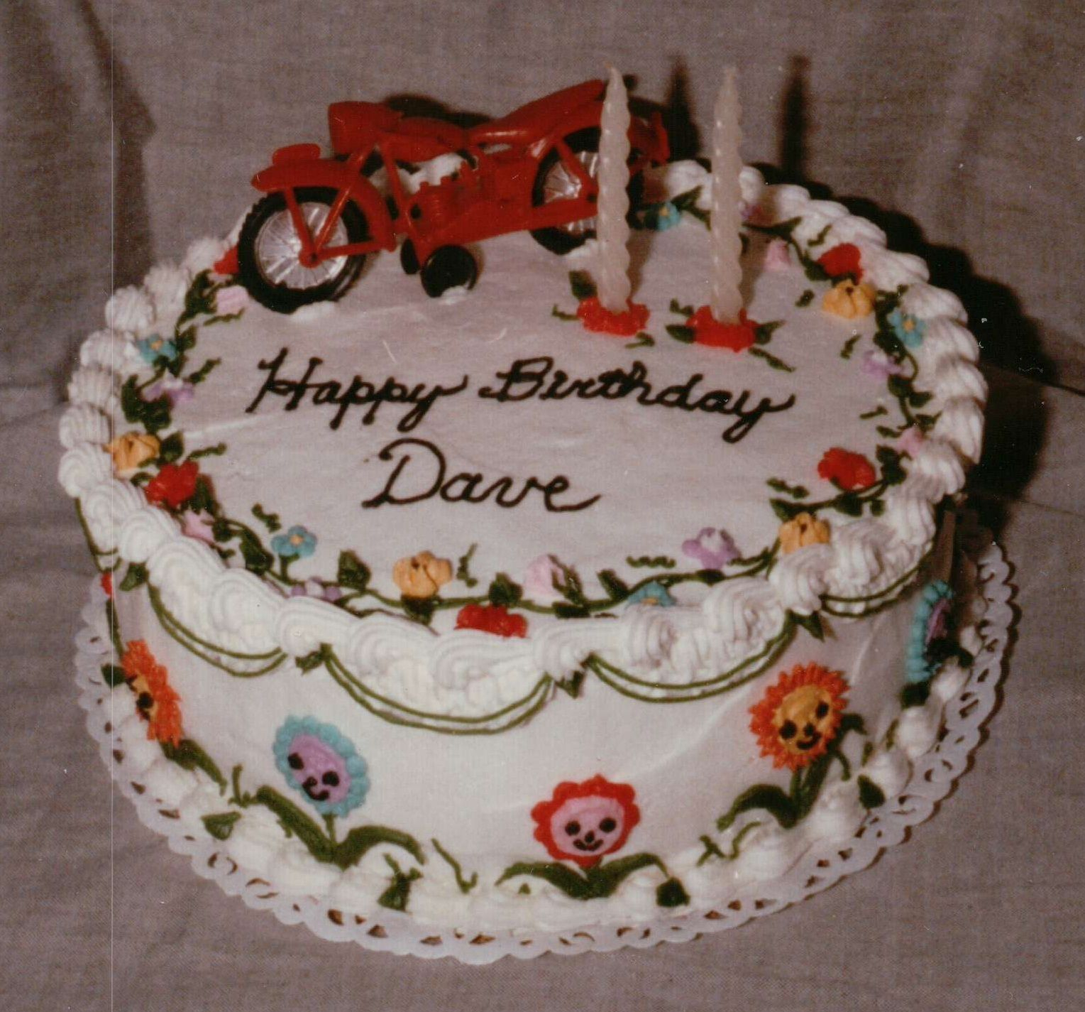 Happy Birthday Carol Cake Happy Birthday Dave Happy Birthday To You Happy Birthday