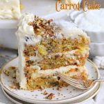 Happy Birthday Carol Cake To Die For Carrot Cake