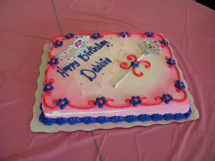 Happy Birthday Debbie Cake A Happy Birthday In Rogers Ar Debbie Diller