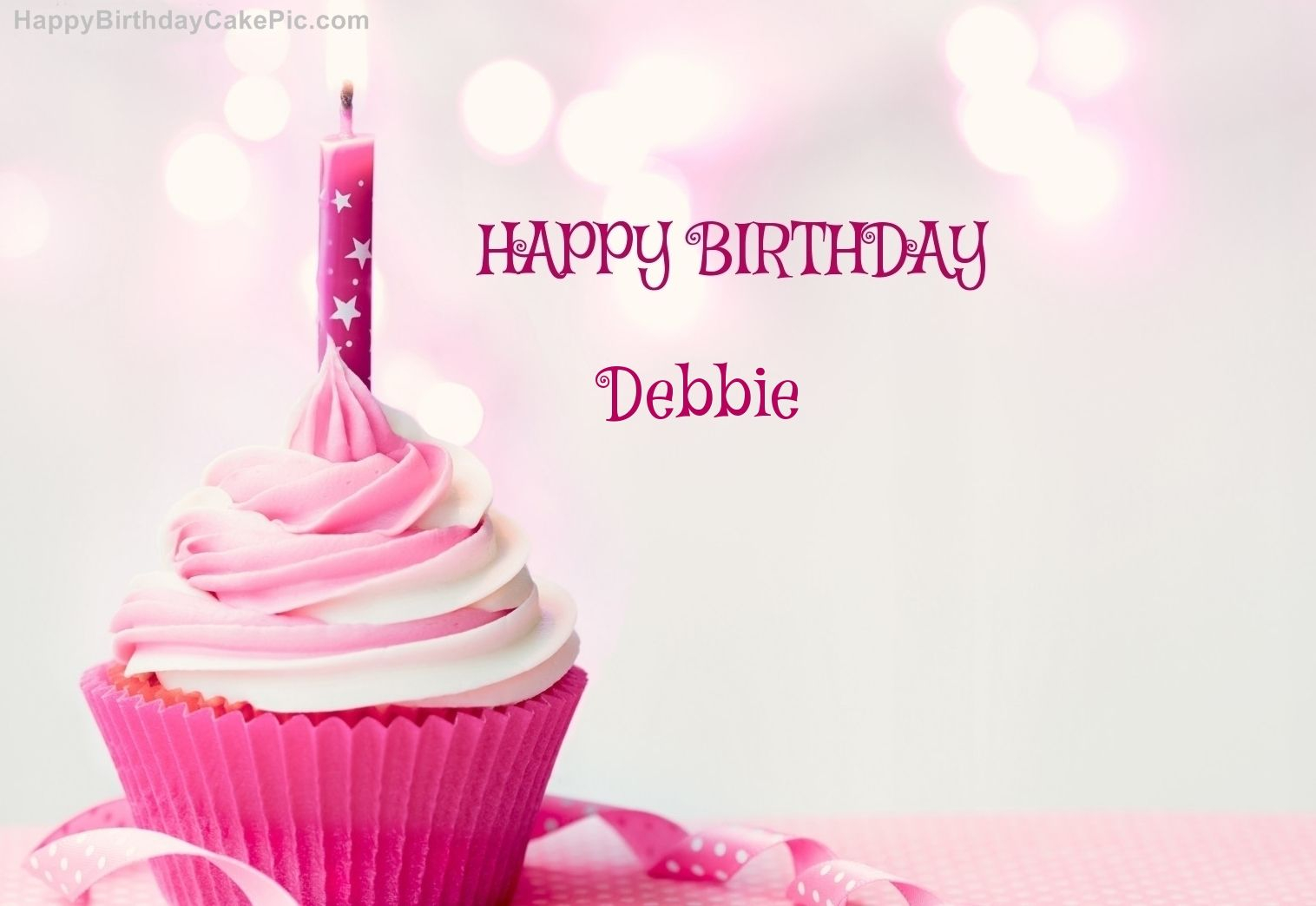 Happy Birthday Debbie Cake Pin Debbie Wolfe On Happy Birthday Pinterest Happy Birthday