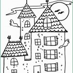 Haunted House Coloring Pages Free Coloring Book Pages Admirable Free Printable Haunted House