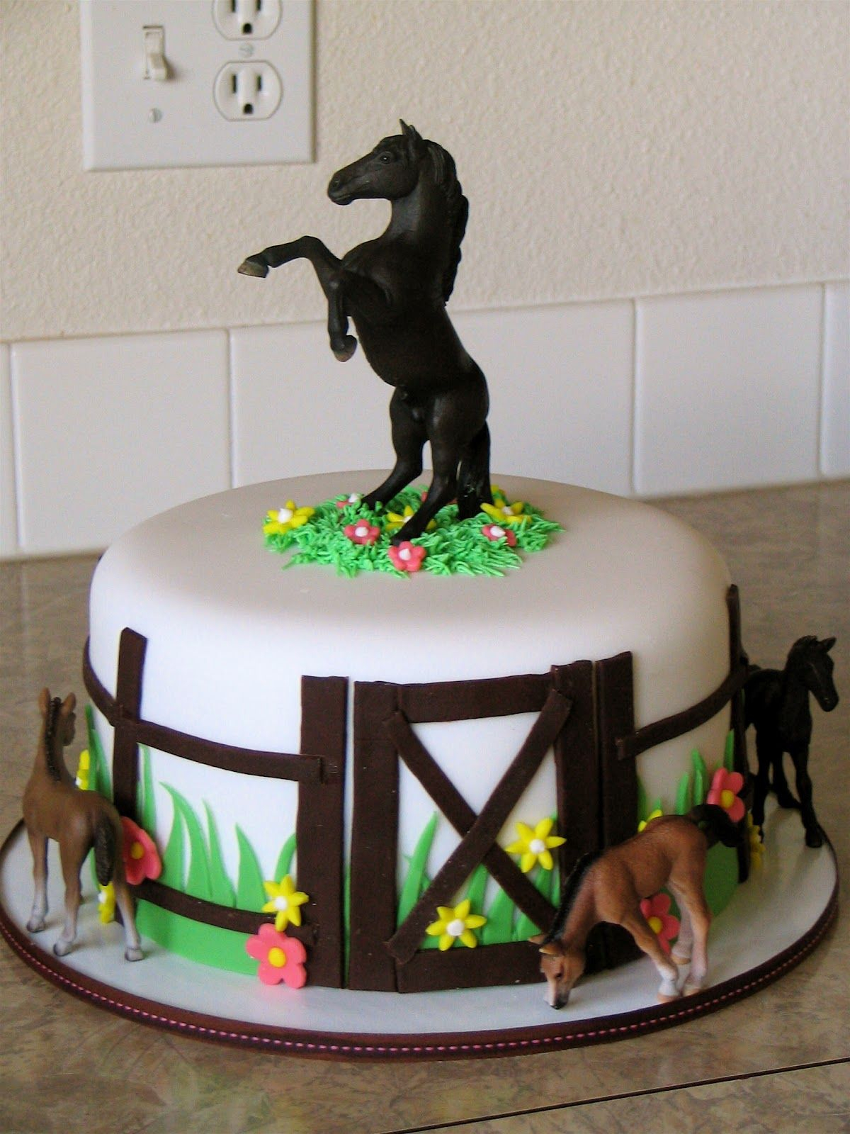 Horse Birthday Cakes Image Result For Horse Jumping Birthday Cake 8th Birthday In 2019