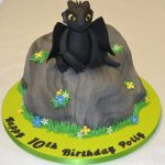 How To Train Your Dragon Birthday Cake How To Train Your Dragon Cake Boys Birthday Cakes Celebration