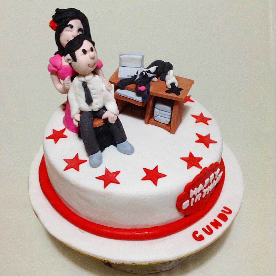 Husband Birthday Cake Happy Birthday Cake For Husband 6 Photo Pictures Images And