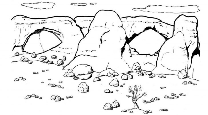 Images Of Coloring Pages Coloring Pages Arches National Park Us National Park Service